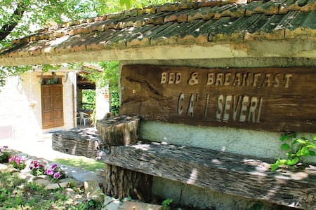B&B Caiseveri (Riserva Gola Furlo) - Bed & Breakfast