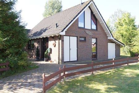 Vakantiehuis in Lauwersoog - Chalet