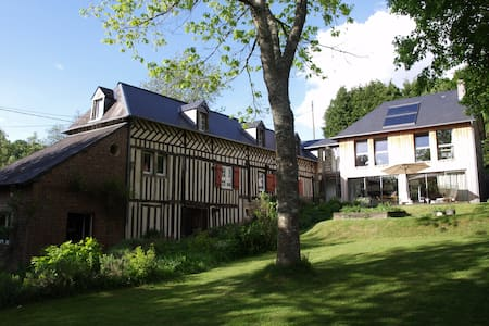 B&B Normandy, Courtonne la Meurdrac - Bed & Breakfast