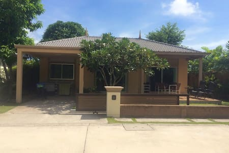 Your own house 500 m from the beach - Tapong Muang - House