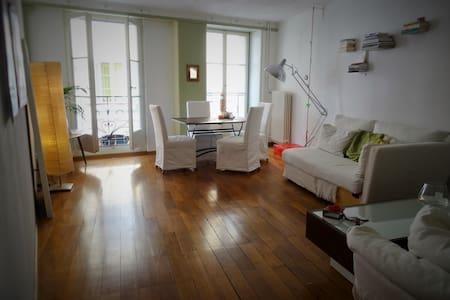 Spacieux appartement, vieille ville - Vevey - Apartmen