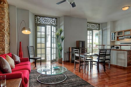 Historic apartment in Casco Viejo - Daire