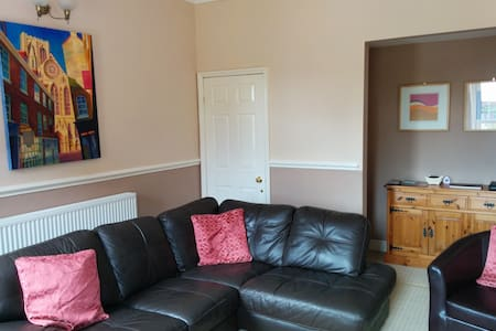 Self Catering FLat | LetitbeLincs - Gainsborough - Apartamento