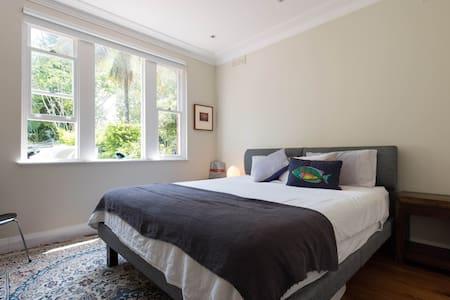 Spacious Luxury Garden Apartment - Rose Bay - Apartment