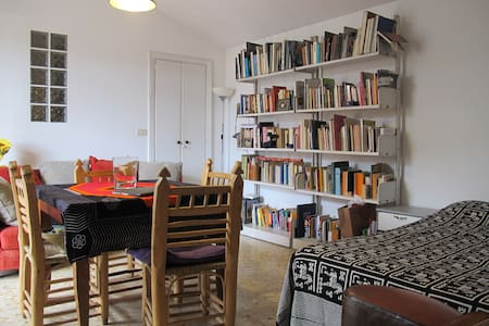 trastevere large room great terrace