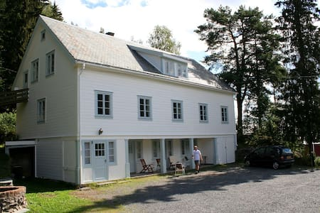 Charming Summer apartment - Røn - Apartament