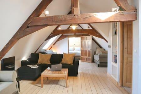 Grand loft pour 2 personnes - Caen
