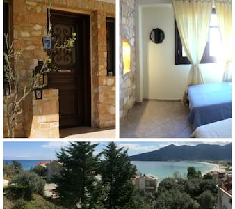 Family-friendly,close to best beach (150 meters) - Apartment