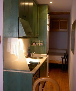 Estudio en el centro - Santander - Apartamento