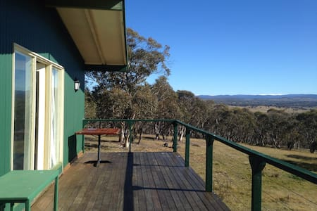 Cottage in Snowies,spectacular view - Berridale - Rumah