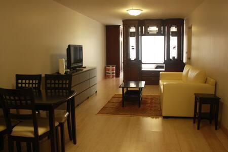 Spacious Studio with Amazin View - 아파트