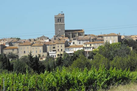 small village in south-west france - Byhus