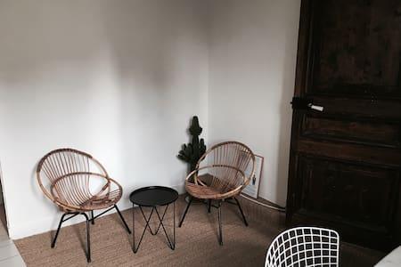 Cosy and charming apartment - Huoneisto