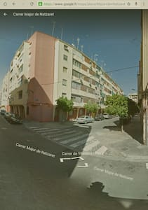 2 chambres à coucher proche marina et plage - València - Wohnung