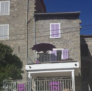 Nice stay for 2 in a Corsican place - Casa