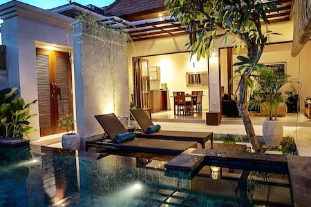 Deluxe 1 or 2 or 3 Bedroom Villa - SANUR Bali - South Denpasar - Villa