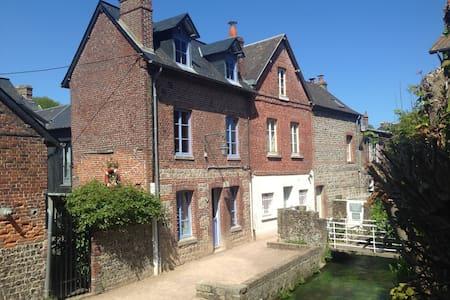 La Maison Brise de mer - Hus