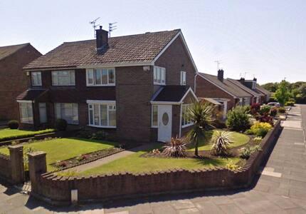 3 bedroom house near Durham. - Hus
