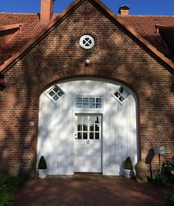 Erholen im Landhaus an der Ostsee - Noer
