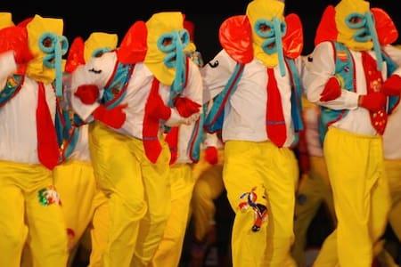 Disfruta carnaval de Barranquilla - Barranquilla - Ház
