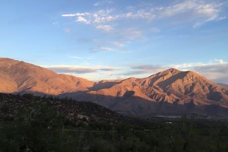 Parcela en Cordillera de Los Andes - Ház