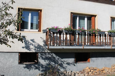 Appartement rez-de-chaussée maison,  4 couchages - Bourg-Saint-Maurice - Villa