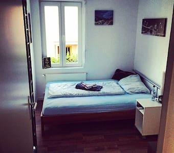 Schönes Zimmer nah am Bodensee