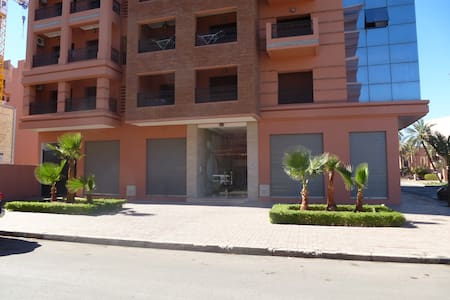 Nice flat in the heart of Marrakech