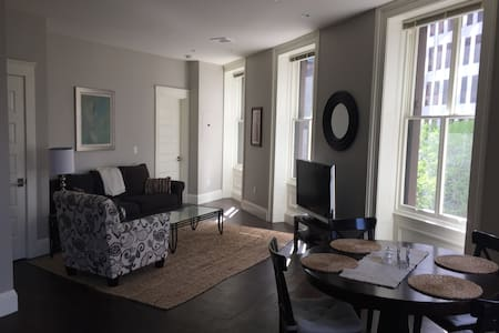 Beautiful Downtown 1 Bedroom Apt.