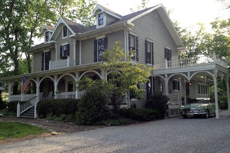 Charming Victorian in Leiper's Fork - Franklin - Hus