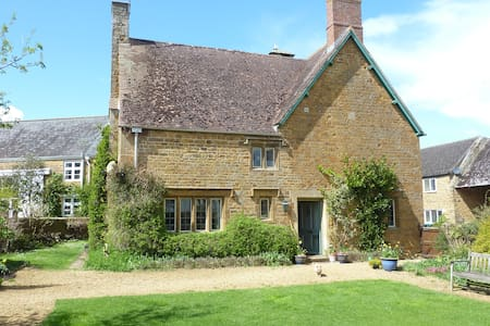 Period cottage with enclosed gdn, Milton Village - Banbury - Inap sarapan