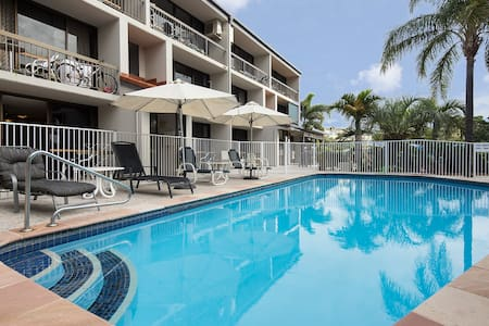 Beachside apartment Gold Coast - Daire
