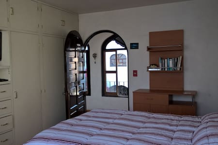 2-Habitación privada en Coyocan
