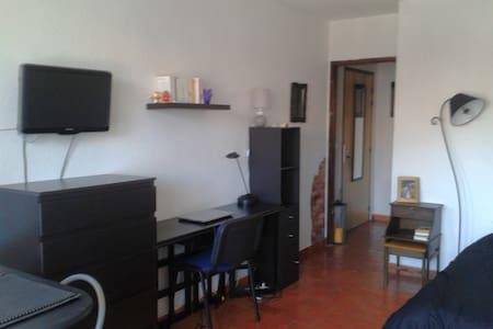 Studio in the bay of St Tropez - Wohnung