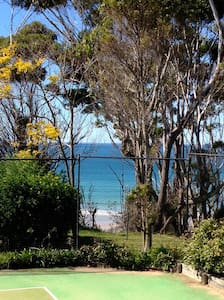 Hideaway at the Beach 3 bedroom grd floorapartment - Mollymook - Wohnung