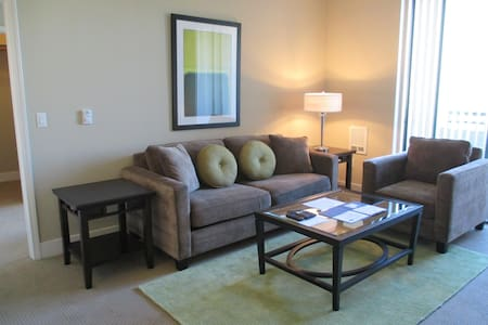 Furnished San Mateo CA 2BR Apt - San Mateo - Apartment