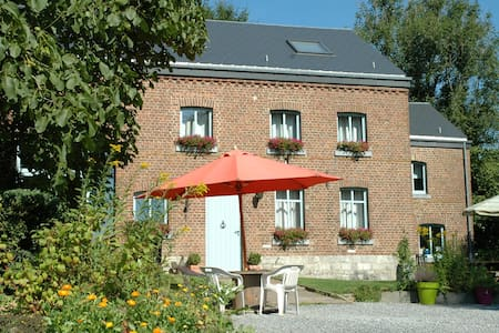 La Grange d'Ychippe - Ardenne 12 p. - Ciney - House
