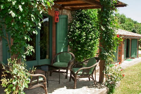 Luxury country charm near Orvieto