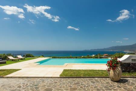 Appartamento in Villa con piscina. - Apartment