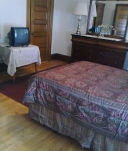 Private Furnished Room - Flat