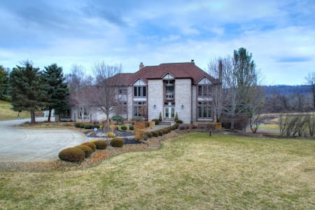 Beautiful tranquil countryside Home - Hinckley - Haus