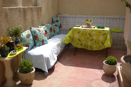 Chambre maison Raoued plage Marsa - Raoued