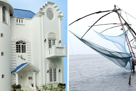 Fort New Castle  Haus on Beach Road - Kochi - House