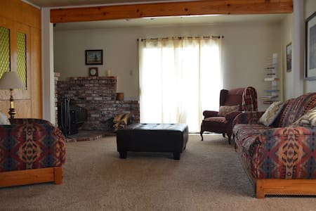 Hikes, Hot Springs, Majestic Beauty - Apartment