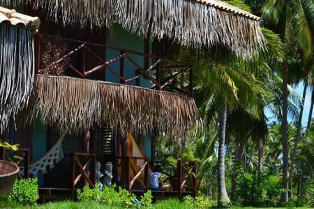 Paraíso à beira mar - Japaratinga - Rumah