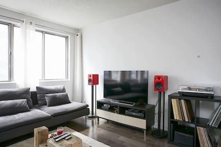 2 bedroom excellent location - Montréal - Apartment