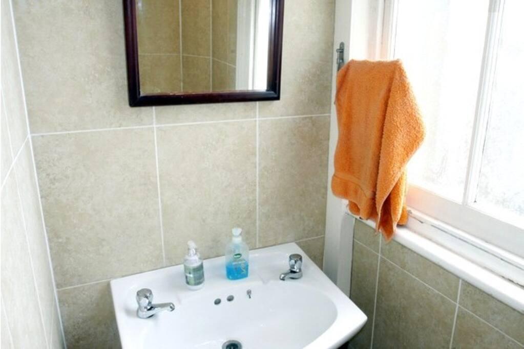 Washroom....