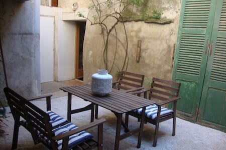 Stunning Courtyard Villa - Olonzac - Villa