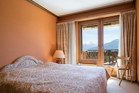 Luxury Chalet Crans Montana - Apartamento