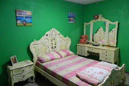 Habitación y baño privado - Maison
